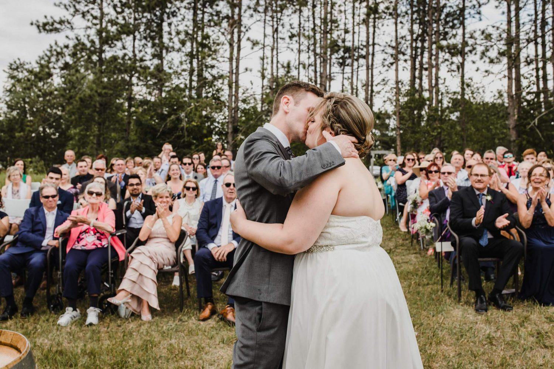 wedding ceremony photos, ontario wedding photographer, kingston wedding photographer