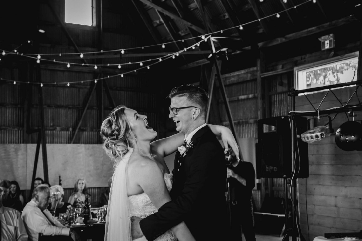 first dance photos, wedding reception photos, ottawa wedding photographer