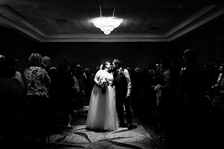 just married photos, wedding ceremony photos, toronto wedding photographer