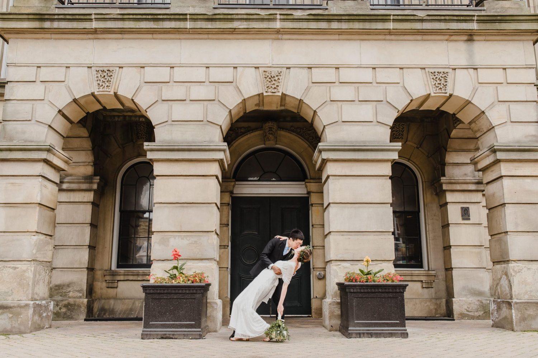 victoria hall wedding, cobourg wedding photographer